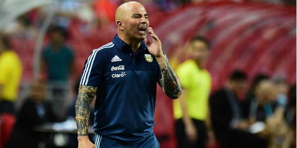 """Sampaoli me genera la esperanza de un fútbol mejor"""