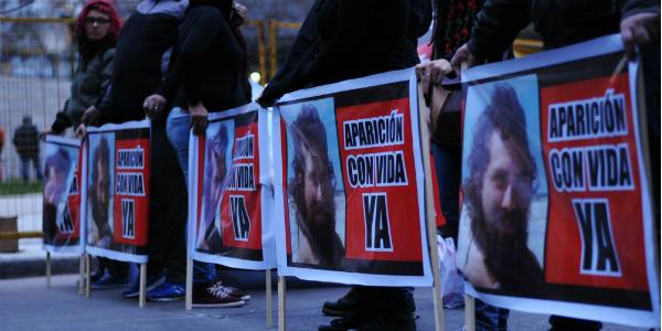 Santiago Maldonado: sin lugar para la 'grieta'