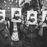 Santiago Maldonado: días y noches de dolor y de guerra