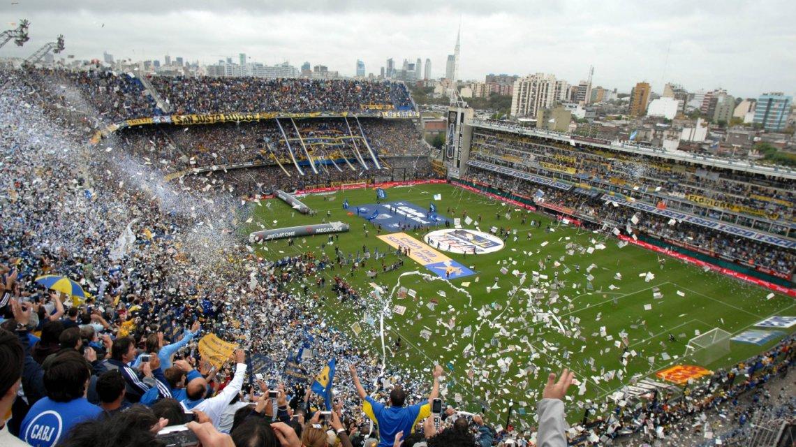 """""""El efecto Bombonera gana partidos si se deja que asistamos masivamente hinchas de Boca"""""""