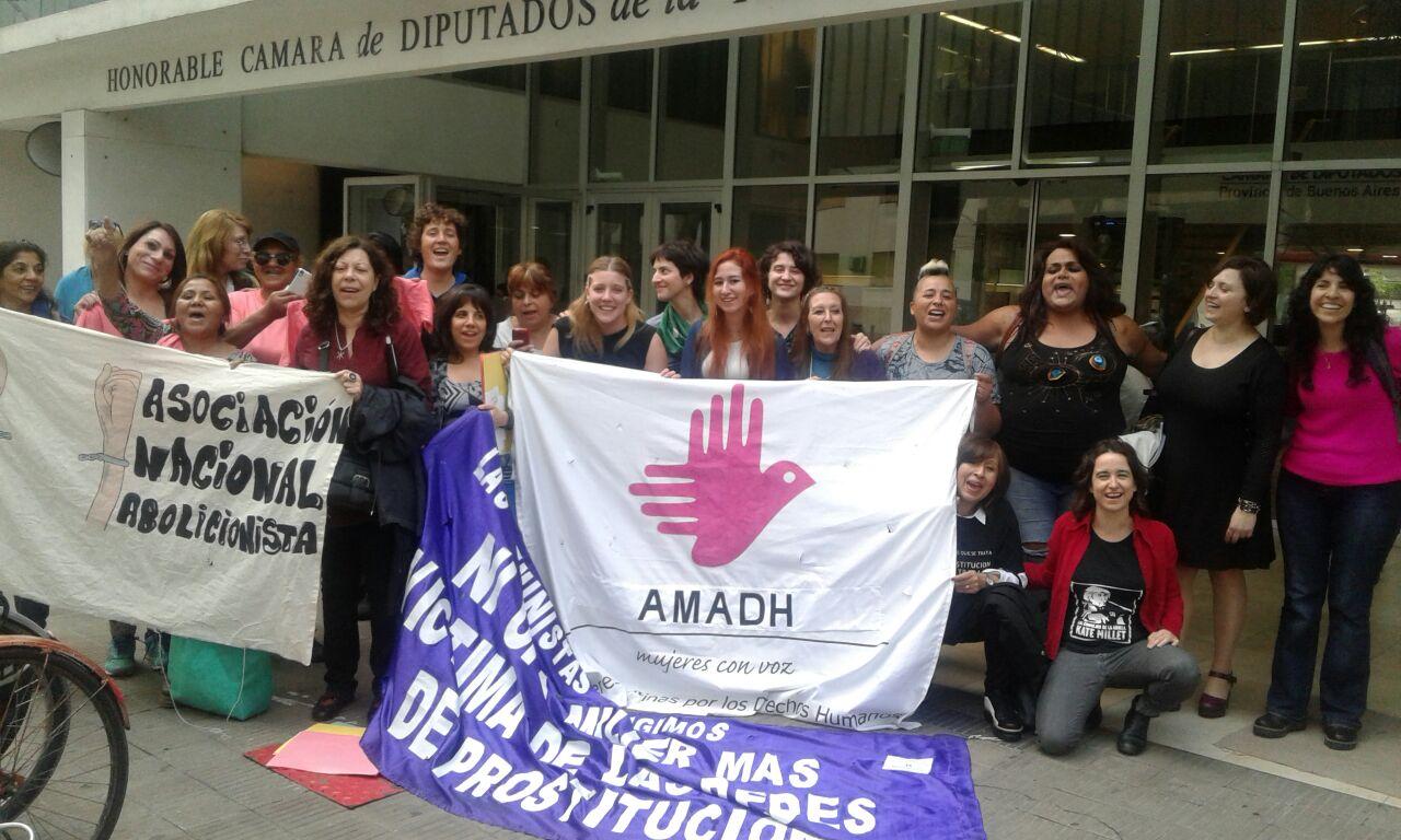 Crónica de un día histórico para la lucha feminista