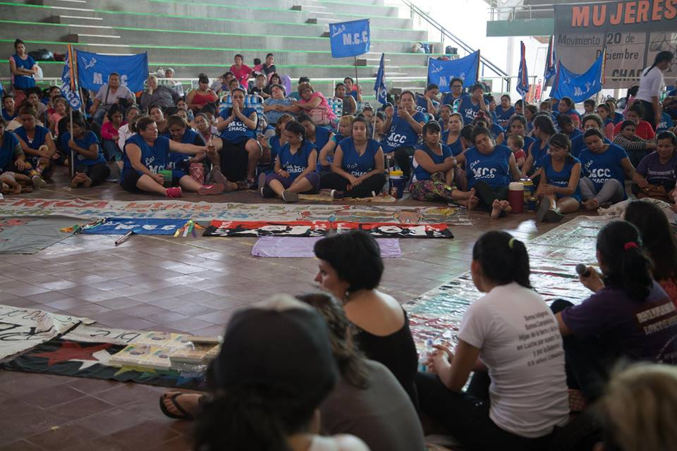 Chaco: El encuentro de todas las Resistencias