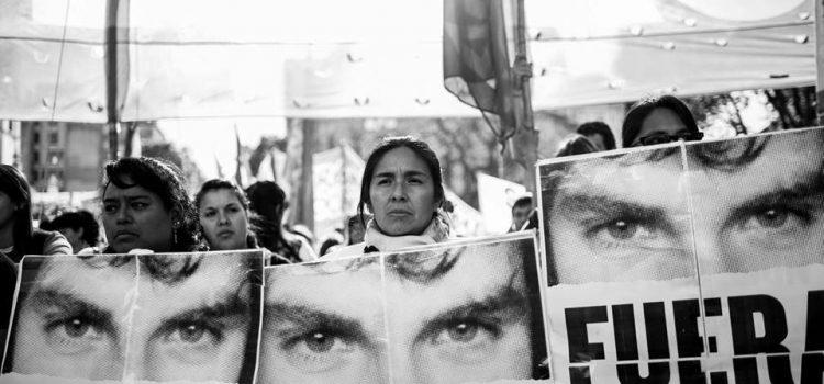 Santiago Maldonado: principio y final.