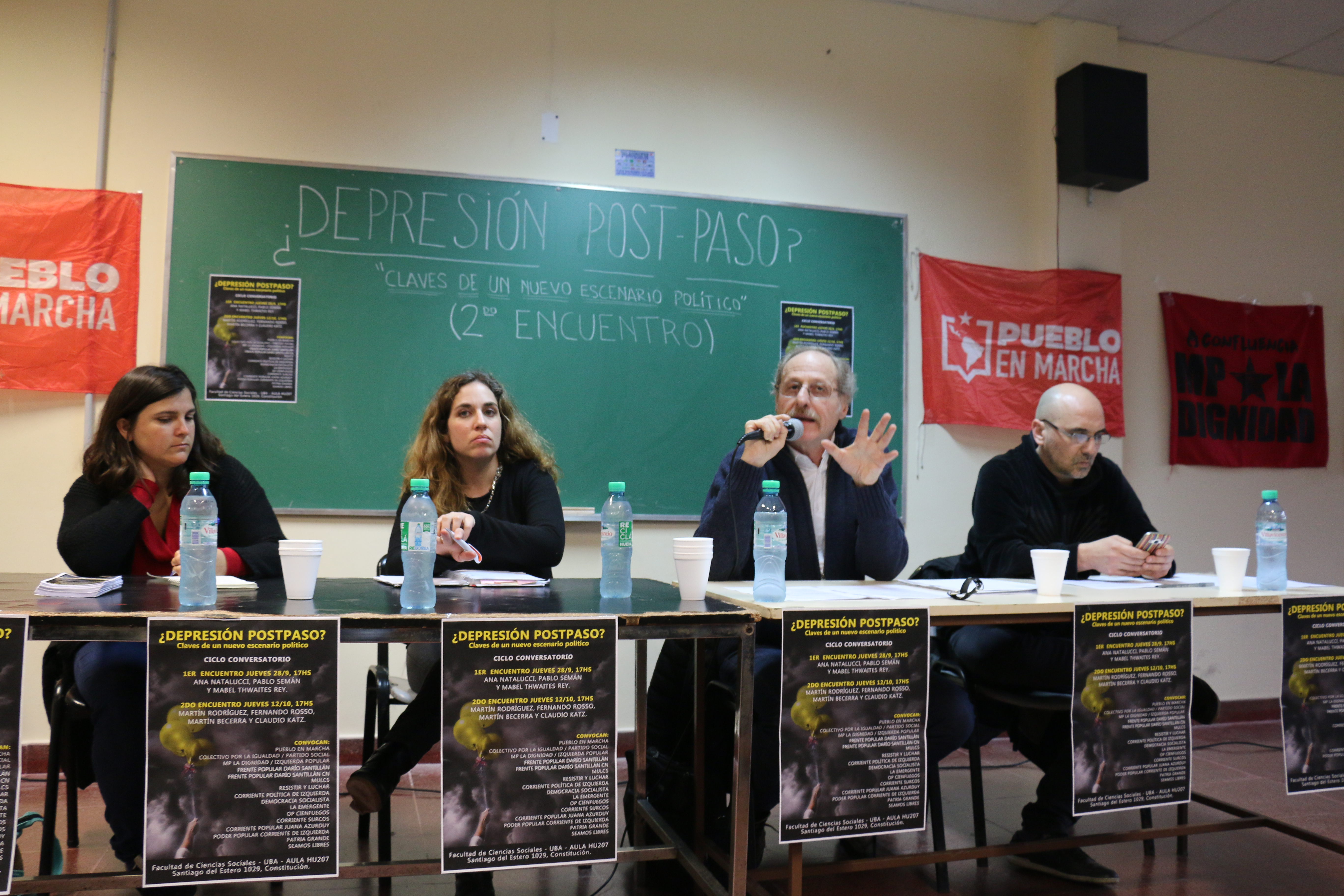 Depresión 'postpaso' (II). Democracia y hegemonía en cuestión