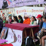 Encuentro en Resistencia: feministas sin fronteras
