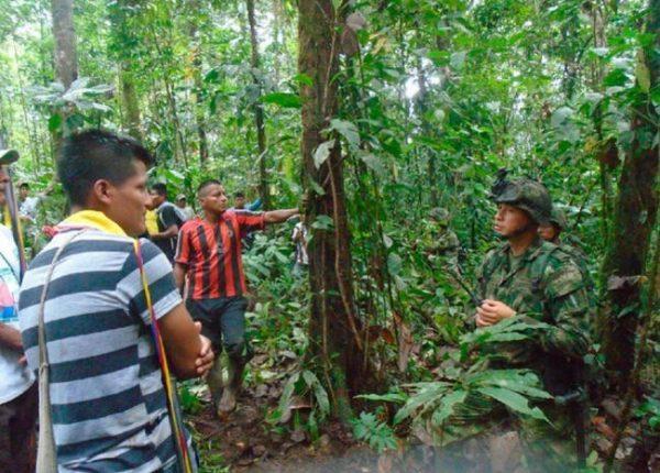 Colombia: masacre de campesinos y erradicación violenta de la coca