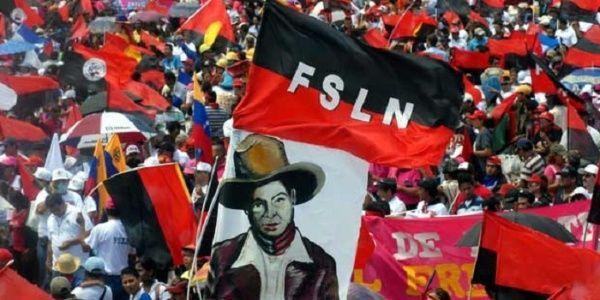 Nicaragua en fotos: 38 aniversario de  la Revolución Sandinista