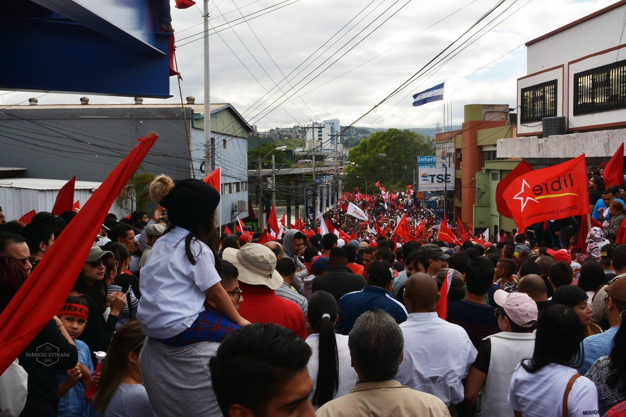Un nuevo amanecer para Honduras