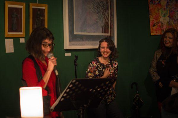 """Natalia Romero: """"Uno escribe porque ama"""""""