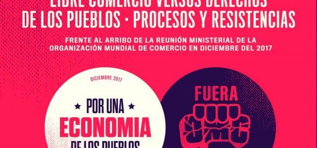 Crece la resistencia contra la presencia de la OMC en la Argentina