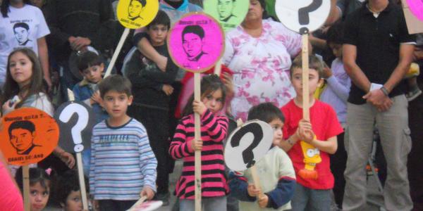 Seis años de una pregunta: ¿Dónde está Daniel Solano?