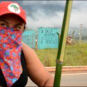 Mujeres Sin Tierra: Ante la cultura de la violación ¡ocupación!