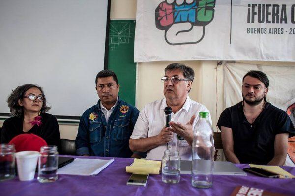#FueraOMC: Bienes comunes y Justicia Climática
