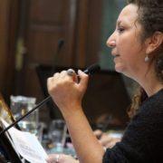 """Andrea Conde: """"Necesitamos garantizar  la representación de mujeres en el teatro"""""""