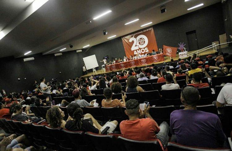 """20 años del MTST: """"Un pueblo sin miedo, sin miedo de luchar¨"""