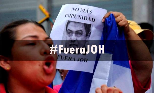Honduras: brutalidad estatal para disciplinar la autodeterminación de un pueblo
