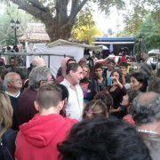 Córdoba: amenazas del intendente de Villa de las Rosas a feriantes