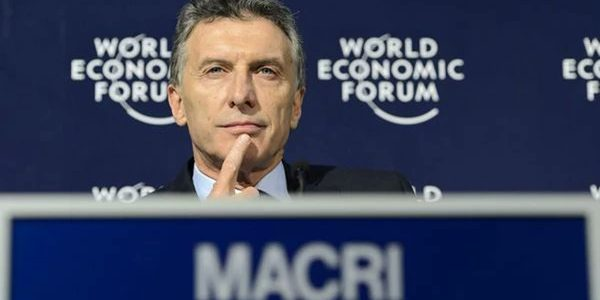 Macri anunció un fuerte ajuste en la administración nacional