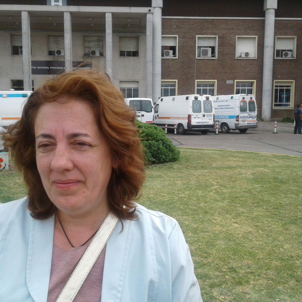 Entrevista: Karina Almirón, es especialista en definir tratamientos de cáncer y fue despedida del Posadas