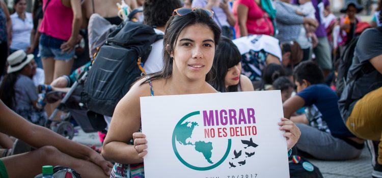 """Migración, delito y estigma de """"raza"""""""