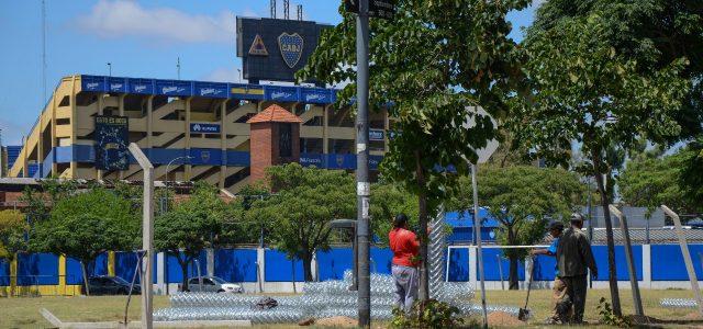 Boca Juniors avanza con la apropiación de tierras públicas