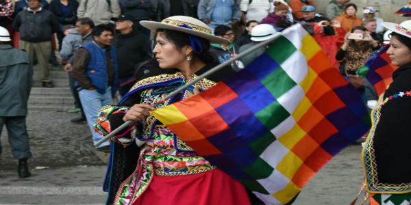 """8 años del Estado Plurinacional de Bolivia: """"No tenemos ningún lamento boliviano"""""""