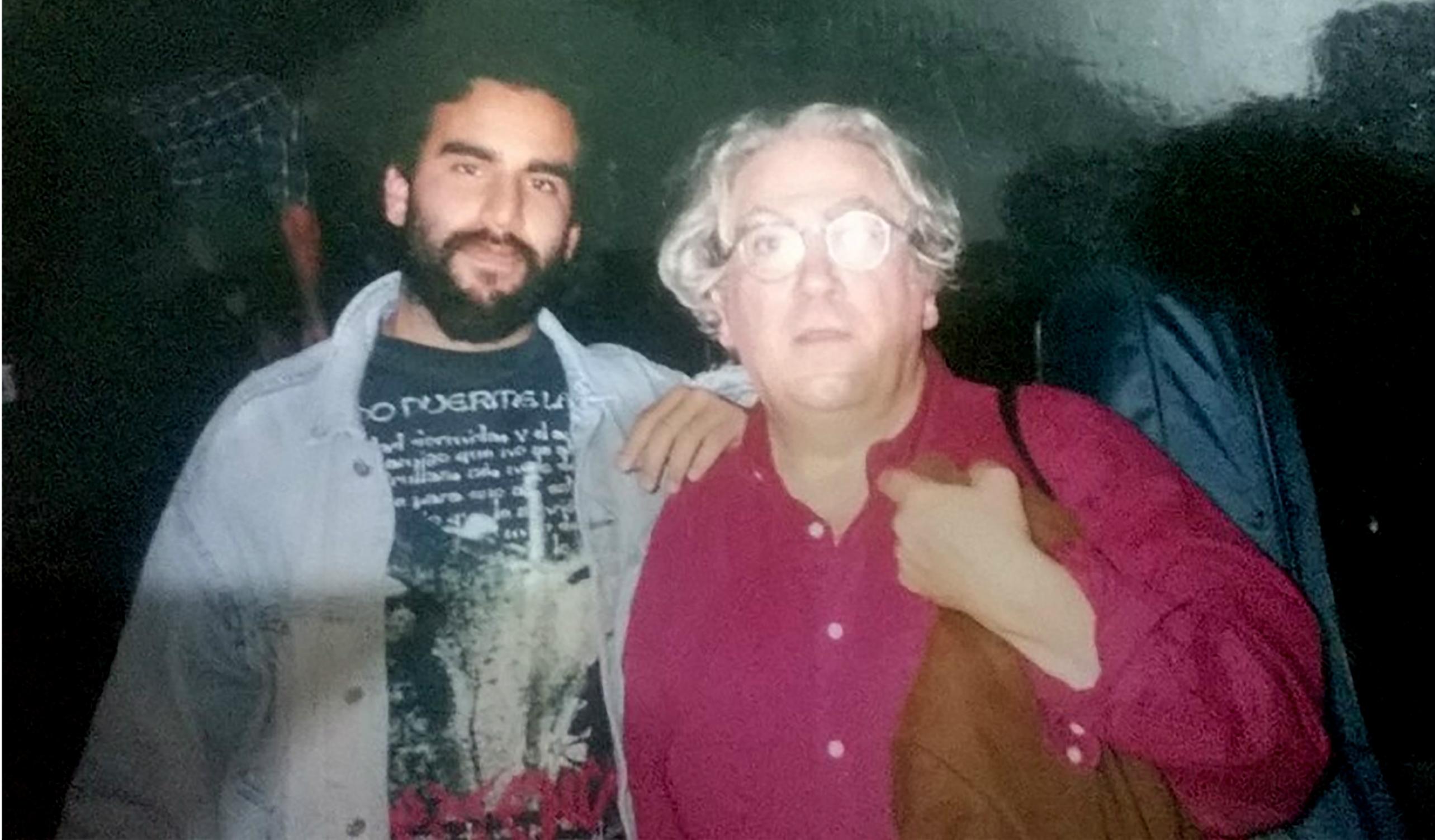 De militancias, canciones y poesía: Darío Santillán y el Tata Cedrón