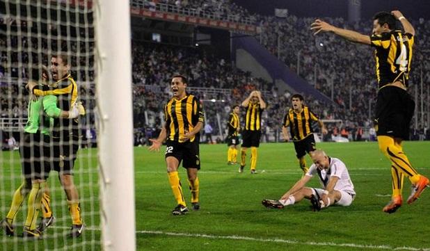 Ser feliz era esto: Peñarol y el sueño de nuestras vidas
