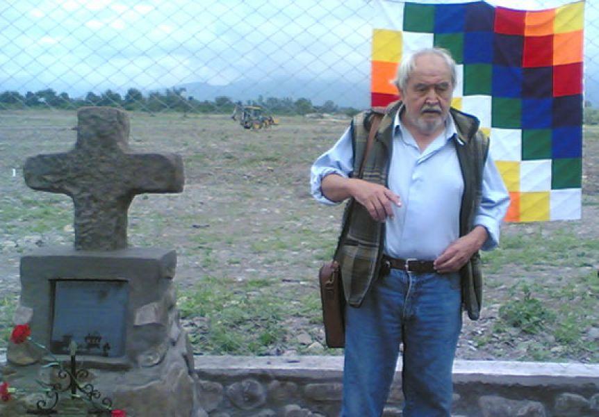 Armando Jaime, un guerrero de la revolución socialista