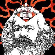 Palabras y dibujos, un collage para hablar de marxismo
