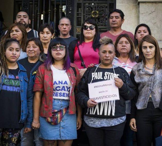 Furia Travesti: continúa el juicio por el travesticidio de Diana Sacayán