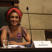 """Marielle Franco: """"Ser mujer negra es resistir y sobrevivir todo el tiempo"""""""