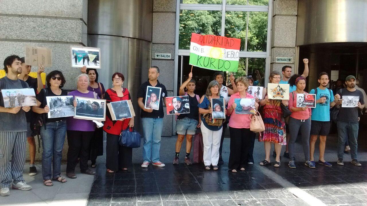 Afrin: la solidaridad para detener una masacre