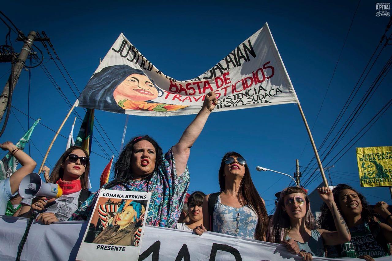 ¡Sin las travas no hay feminismo!