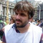 """""""Si el 24 de marzo Lombardi nos censura, vamos a autogestionar el noticiero"""" (primera parte)"""
