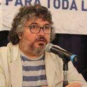 """Daniel Yofra, Secretario General del gremio de Aceiteros: """"Necesitamos dirigentes que organicen la bronca"""""""