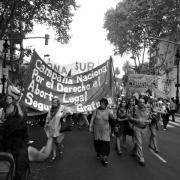 Olga Cristiano, la lucha por el Aborto Legal desde sus inicios