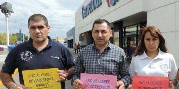 Carrefour anuncia despidos masivos