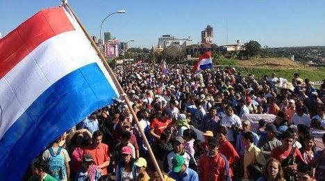 Paraguay: Patota brasileña desaparece 5 indígenas en Takuara´i
