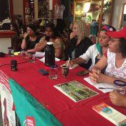 Las zapatistas apuntaron al futuro de las mujeres campesinas en lucha