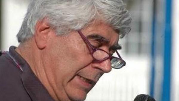 """Vicente Zito Lema: """"A Gualberto Solano le costaba hablar, el sufrimiento y la injusticia lo excedían"""""""