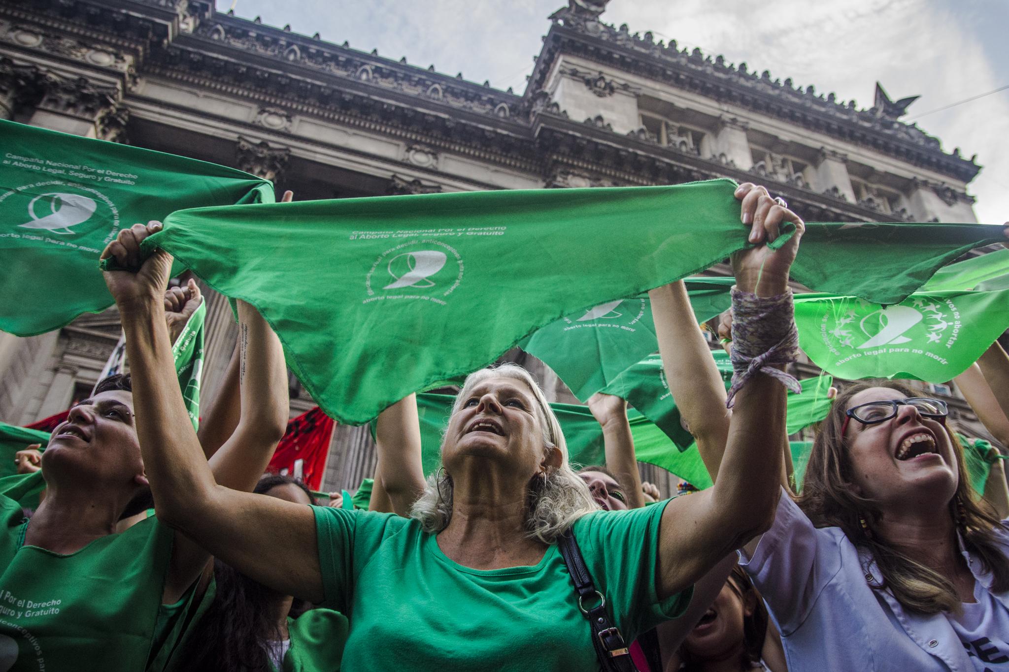 #AbortoLegalYa: la mirada federal al centro del debate