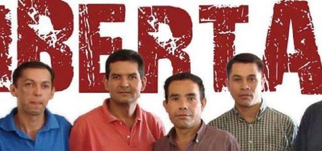 En el día del preso político, un grito de libertad por los seis campesinos paraguayos