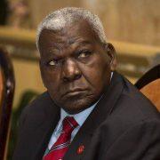 Cuba: Esteban Lazo reelegido presidente de la Asamblea Nacional del Poder Popular