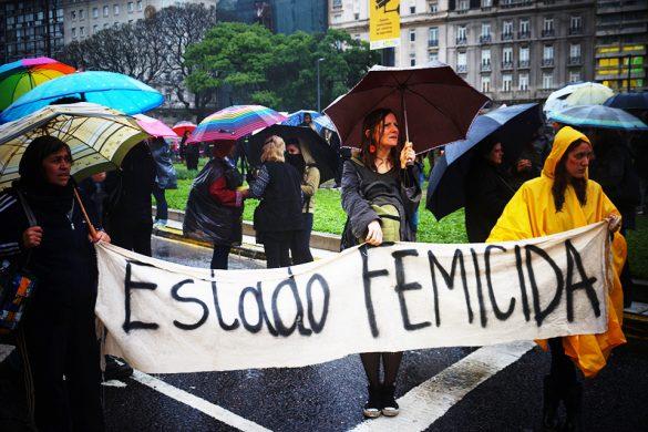 La historia de Yanina Olmos: Violencia y justicia patriarcal, la misma cara de la denuncia