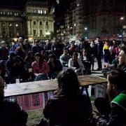 """Organizaciones sociales presentaron la campaña """"Juventud Sin Futuro"""""""