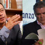 Gustavo Petro e Iván Duque pasan a segunda vuelta en contienda presidencial