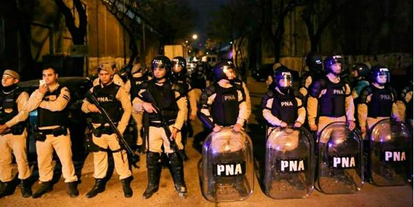 El otro gradualismo: la represión como estrategia política de largo plazo