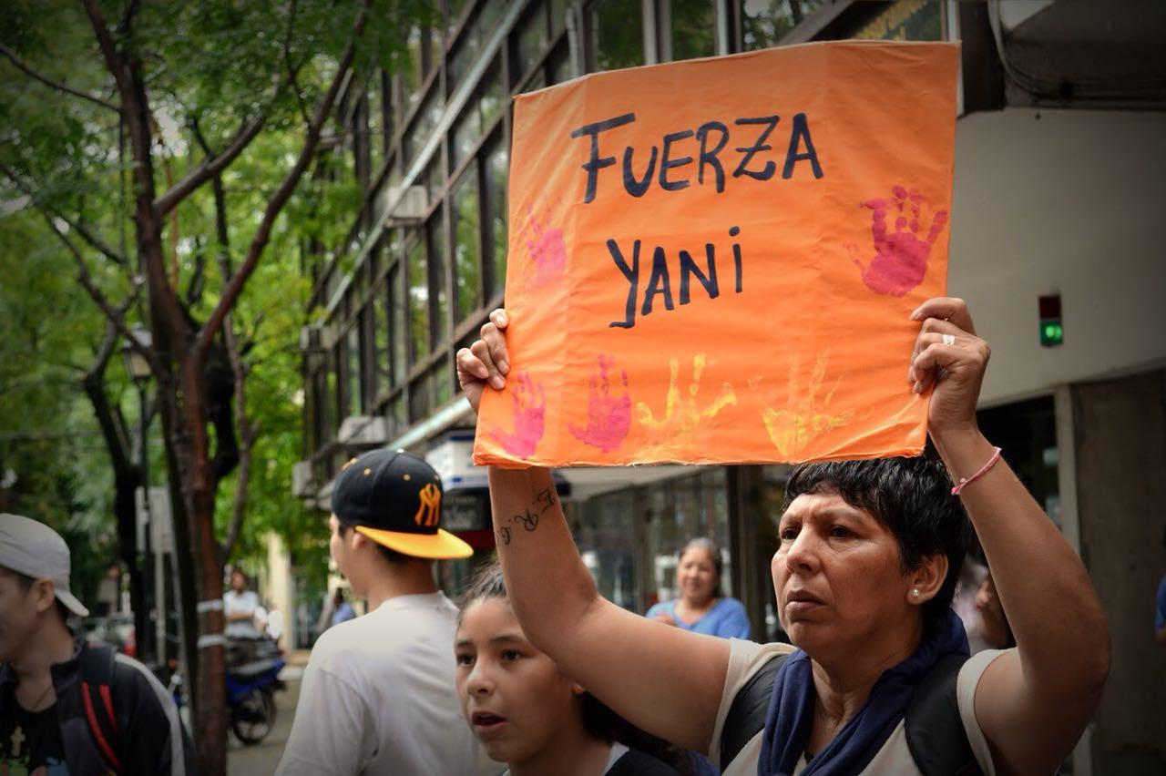 Que sea justicia para Lulú. Comienza el juicio contra Alejandro Fernández