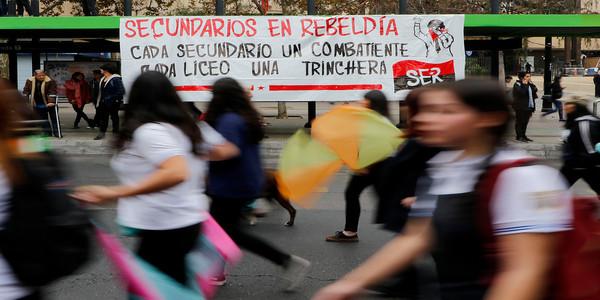 Movilización feminista en Chile y desafíos del feminismo interseccional
